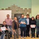 El centro 'Azuer' entrega los diplomas de 'Somos Capaces'