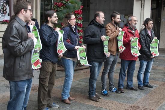 huelga sindicatos partidos1