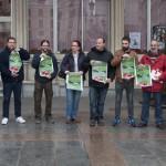 Sindicatos de clase y partidos políticos de izquierdas respaldan la huelga de estudiantes del 14 de abril