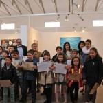 Infantes: Entregados los premios del III Concurso Provincial Infantil del Museo de Arte Contemporáneo El Mercado