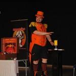 Este domingo, 'El domador mágico y el circo de pulgas' en el Infantil de Teatro de La Sensación