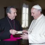 El papa nombra a Gerardo Melgar nuevo obispo de Ciudad Real