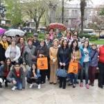 Puertollano: El valor del intercambio en el primer Mercatrueque callejero