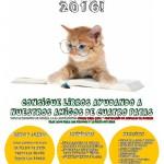 Mille Cunti dedica el Día del Libro a colaborar con asociaciones que cuidan de los animales