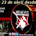 Puertollano: Miners tocará en directo este 23 de abril en Pub Luna