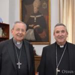 El obispo electo de Ciudad Real visita su diócesis
