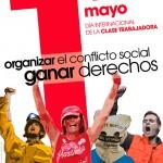 Manifiesto del PCE de Ciudad Real con motivo del 1º de Mayo