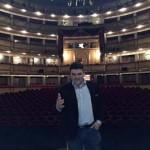 """Ricardo Fernández del Moral consigue una actuación """"inolvidable"""" en el Teatro Real de Madrid"""