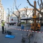 """Las obras de la Plaza Cervantes comenzarán el 11 o 12 de enero, aunque no se sabe """"lo que habrá ahí abajo"""""""