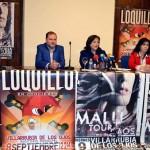 Malú y Loquillo, conciertos principales de las Fiestas de Villarrubia de los Ojos