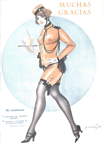 1. Muchas Gracias (2.6.1928)