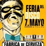 Feria del Disco en la Fábrica de Cerveza Artesana de Ciudad Real