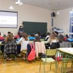 Los alumnos de 1º de ESO son educados en la prevención de violencia de genero con una aplicación para el móvil