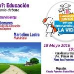 El Círculo de Ciudad Real aborda el futuro a través de la educación en una nueva charla-debate