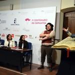 18 actuaciones y 75 actividades componen la programación en Ciudad Real del IV Centenario de la muerte de Cervantes