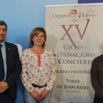 La Junta muestra su apoyo al XV ciclo Internacional de Conciertos de Órgano de Torre de Juan Abad