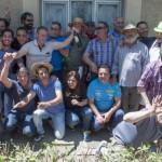 Los funcionarios del Ayuntamiento de Ciudad Real vuelven a celebrar Santa Rita