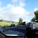 Ciudad Real: Fallece un hombre tras la colisión de un turismo con un camión en la N-430