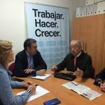 El PP traslada al presidente de la Hermandad de la Virgen de Alarcos su rechazo a la realización de una réplica de la imagen