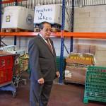 El Banco de Alimentos de Ciudad Real ha repartido más de 5,3 millones de kilos de comida en 10 años
