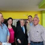 """La alcaldesa de Puertollano entrega los premios de trofeos de Feria de """"La Benéfica"""""""