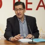 """Caballero asegura que la unión Podemos-IU """"clarifica el panorama"""" dejando al PSOE como única formación en el """"espacio central de la izquierda"""""""