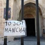Catedral: ¡Ojo!, mancha
