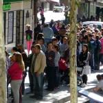 Puertollano: Colas para conseguir invitaciones del concierto de Radiolé