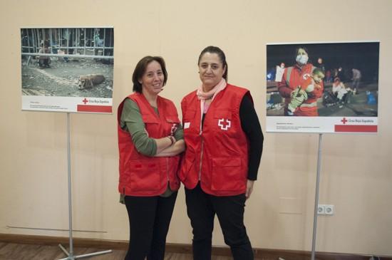 cruz roja refugiados 1
