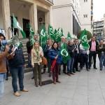 CSI·F continuará las movilizaciones por las 35 horas semanales en la administración autonómica