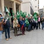 Concentración este jueves ante la subdelegación del Gobierno por falta de cocineros en las prisiones de Herrera de la Mancha y Alcázar