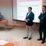 Diputación y Cámara forman a una treintena de empresarios en impuestos especiales del alcohol