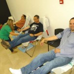 Puertollano: Solidaridad de los trabajadores municipales con la Hermandad de Donantes de Sangre