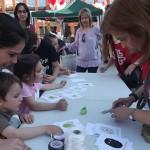 La AJ El Quijote participa en el Día de la Caridad y en la Noche de los Museos