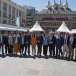 Abre la 'I Muestra Agroalimentaria Regional' dentro de la estrategia de promoción de los alimentos de calidad diferenciada de Castilla-La Macha