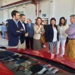 Puertollano: Inaugurada laV Feria del Vehículo de Ocasión en La Central