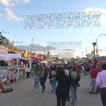 70 atracciones y siete casetas con actividades y espectáculos animarán la Feria de Mayo de Puertollano