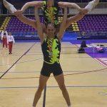 Puertollano triunfa en el Campeonato de España de Gimnasia Aeróbica