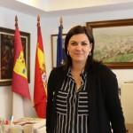 """La alcaldesa de Puertollano califica de """"magnífica noticia"""" el pago del aval del Aeropuerto de Ciudad Real y espera que abra """"expectativas de futuro"""" para la comarca"""
