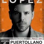 Puertollano: Últimas sesenta entradas a la venta para el concierto de Pablo López en el Auditorio