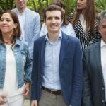 """Pablo Casado: """"Si no queremos que en España gobierne la extrema izquierda populista la mejor opción es votar al PP"""""""