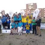 Éxito del Club Paralímpico Ciudad de Puertollano en el Campeonato de España de Atletismo