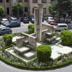 El PP solicitará en el pleno que se actúe para detener el deterioro de la fuente de la Plaza de la Provincia