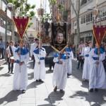 Ciudad Real: Procesión de María Auxiliadora