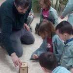 Calzada de Calatrava: Robots en las aulas del instituto Eduardo Valencia