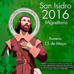 Todo preparado en Miguelturra para la celebración de San Isidro