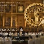 La toma de posesión del nuevo obispo de Ciudad Real se podrá seguir desde una pantalla de televisión en los Jardines del Prado