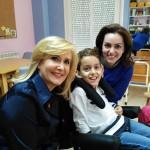 Nieves Herrero y la Asociación 'A tu lado' piden apoyo a los internautas para conseguir el Premio Inocente