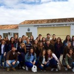 Alumnos de la UCLM conocen la realidad de la prisión de manos de los profesionales e internos de Herrera de La Mancha