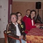 """El pacto con Ganemos """"está bien de salud"""": la alcaldesa lamenta que el PP """"se quedara"""" en el 24 de mayo del año pasado"""